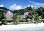 La Digue Lodge. La Digue. Seychelles.